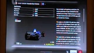 Gran Turismo 5 How To Get Formula Gran Turismo and Jay Leno Tank Car (please read description)