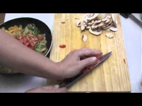 Pastel de atún | Comer con poco
