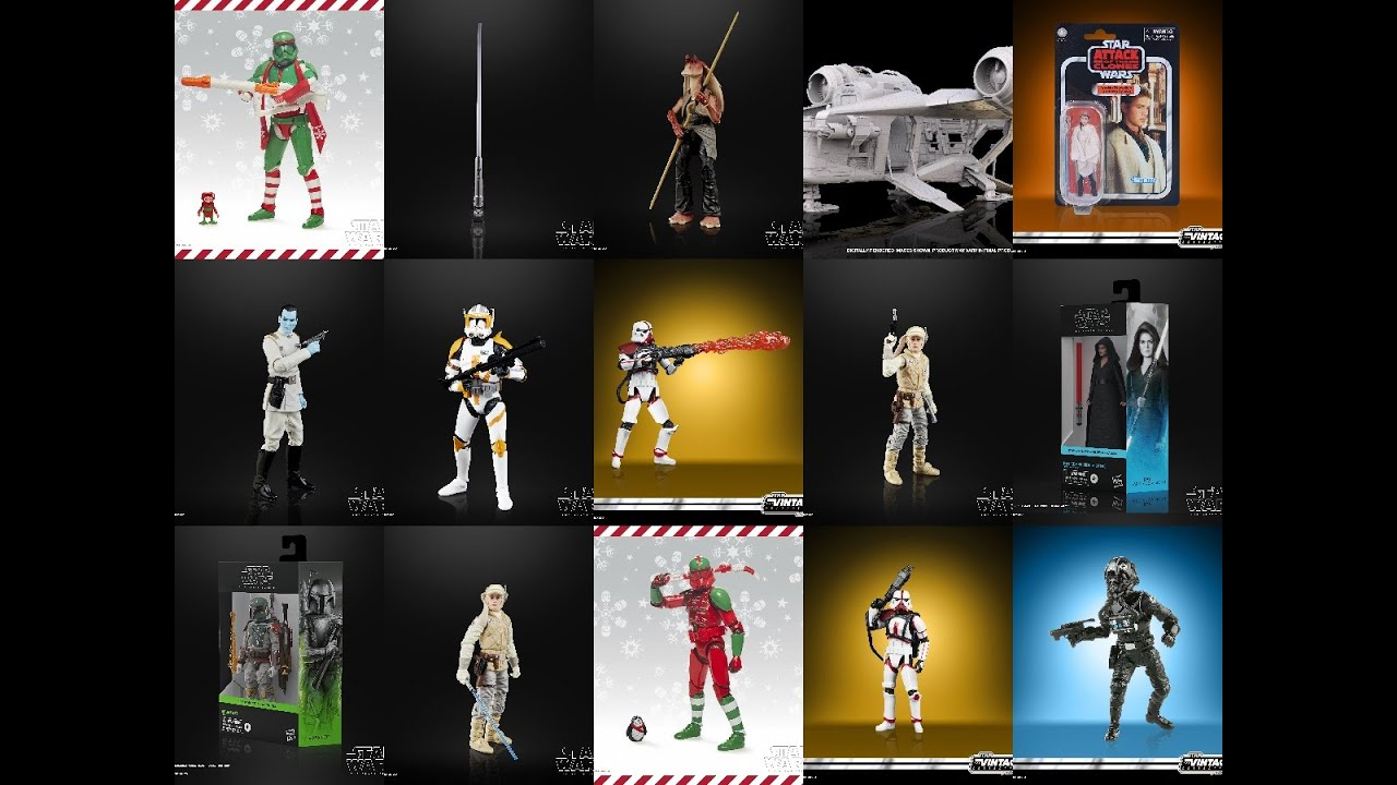 "3.75/"" Star Wars Epic Battles Sith Mon Mothma StormTrooper Chewbacca MovieFigure"