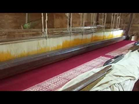 Learning the art of Handloom | Handloom Industry in Odisha | Indian sarees | Cotton Sarees