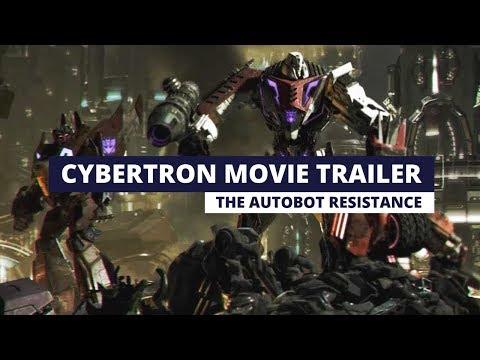 Transformers: Cybertron Movie Trailer (2021) Concept