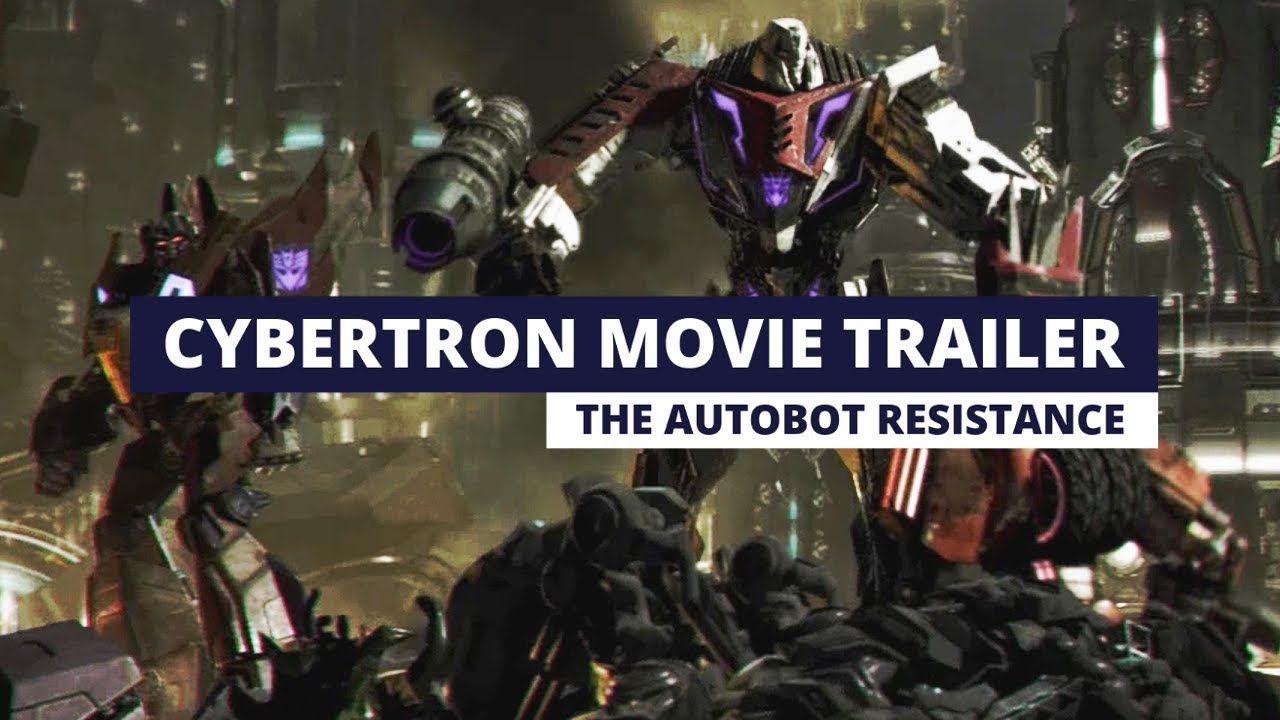 Transformers: Cybertron Movie Trailer (2021) Concept