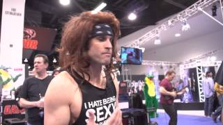 Steel Panther NAMM Takeover 2015 Pt 2
