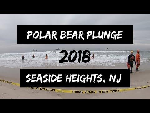 POLAR BEAR PLUNGE SEASIDE HEIGHTS 2018