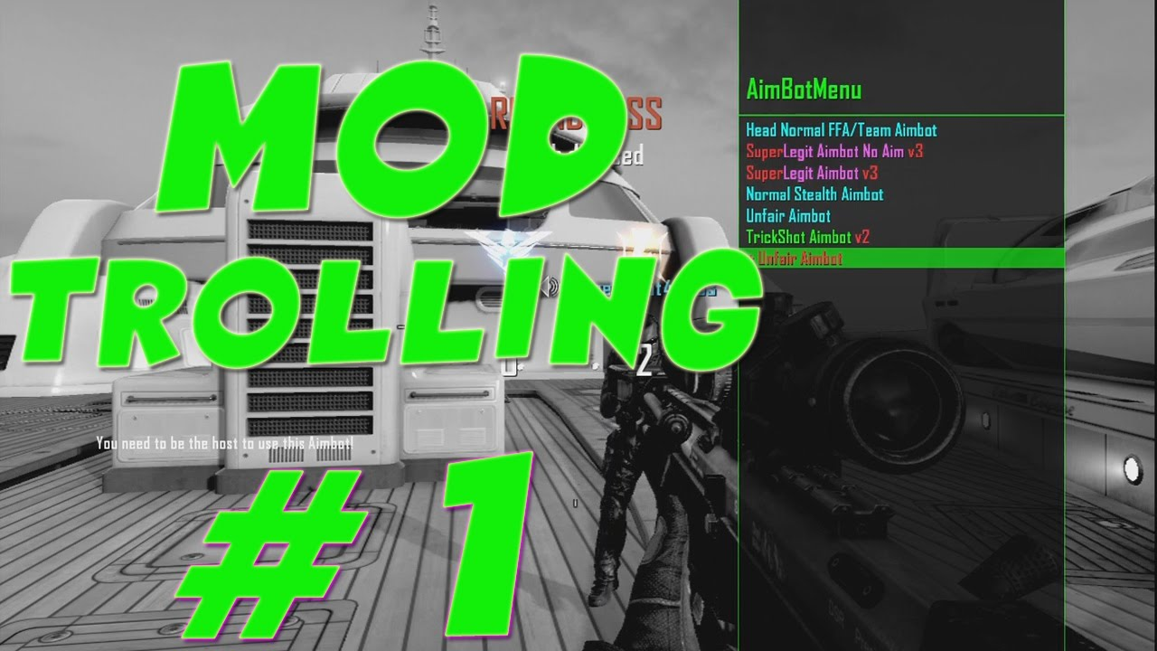 aimbot for black ops 1 xbox 360