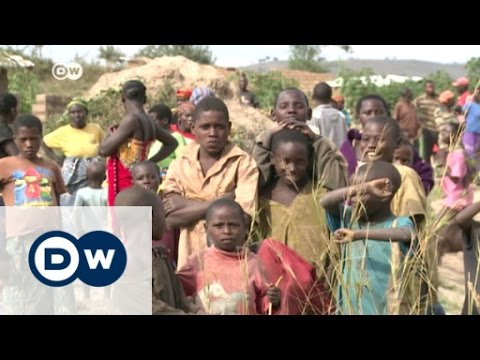 Refugees find help and hope in Uganda | DW News