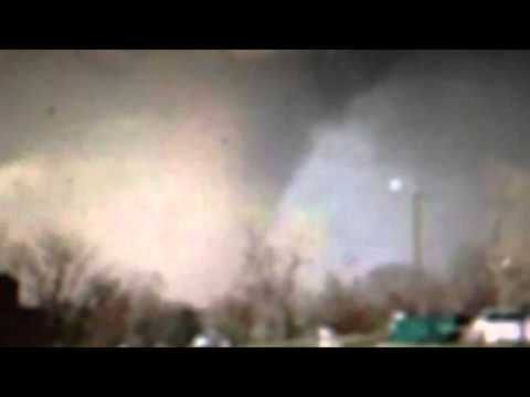 BREAKING: Tornados Hit Tulsa Oklahoma