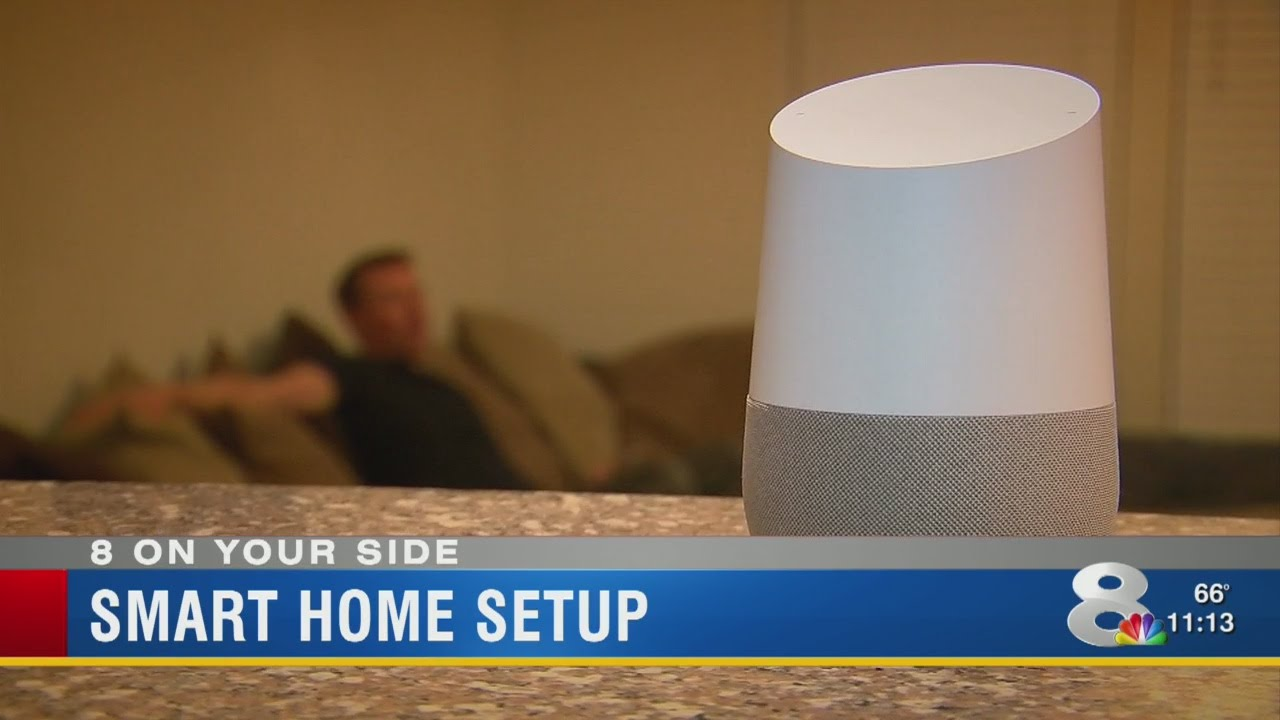 google home amazon echo 39 smart home 39 set up a cinch youtube. Black Bedroom Furniture Sets. Home Design Ideas