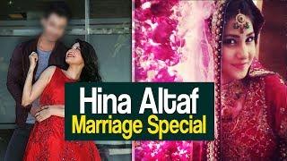 Hina Altaf Marriage Special | Ek Nayee Subah With Farah | Aplus