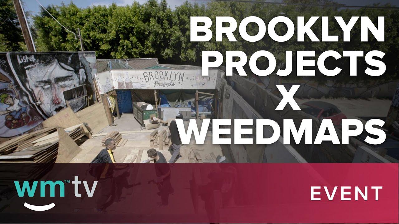 Brooklyn Projects x Weedmaps - Historic Mini-Ramp Rebuild in Los Angeles, CA