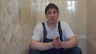 видео Гофра для унитаза: как выбрать и установить / Zonavannoi.Ru