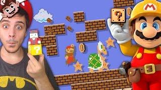 Mama Mia! (super Mario Maker)