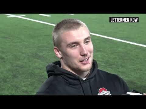 Tuf Borland: Ohio State linebacker talks Rose Bowl prep, Urban Meyer's retirement
