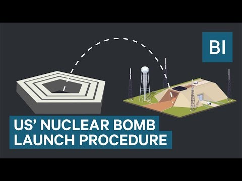 How Easy It Is For The Us President To Launch A Nuclear Weapon
