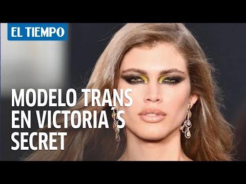 Victoria's secret contrata primer modelo transgénero