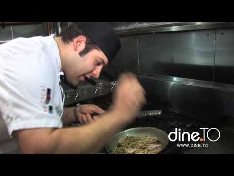Dine.TO: Chef Giacomo Pasquini, Vertical Restaurant and Bar, Toronto Restaurants