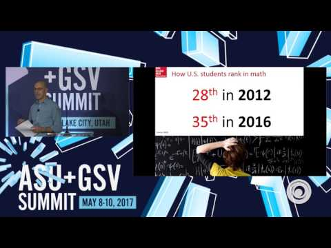 ASU GSV Summit:  McGraw-Hill Education