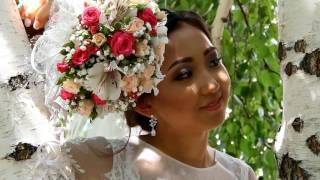 Самая нежная свадьба в Караганде 2016