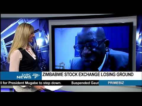 Zimbabwe Stock Exchange CEO, Martin Matanda