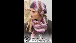 Шапка Спицами для Женщин - видео-модели - 2019 / Knitting Cap for Women video