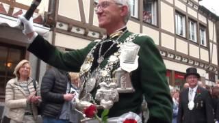 Schützenfest 2015 - Königsvogelschießen