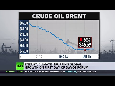 'Full out economic warfare between US and Russia over oil prices'