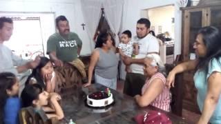 Festejando a la tía fina en saltillo