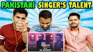 Indian Reaction On Dil Jo Chahey - Strepsils Stereo | Acappella Original | Pakistani Song