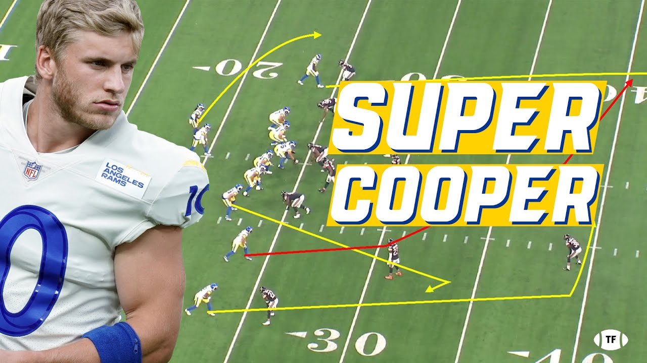 7 crazy stats from Cooper Kupp's historic start to the season
