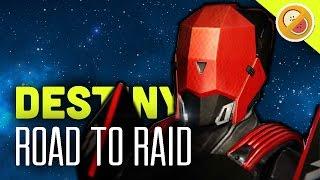 Destiny Road to Raid - The Dream Team (Funny Moments)