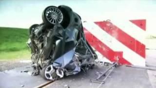 Crash Test at 190KM