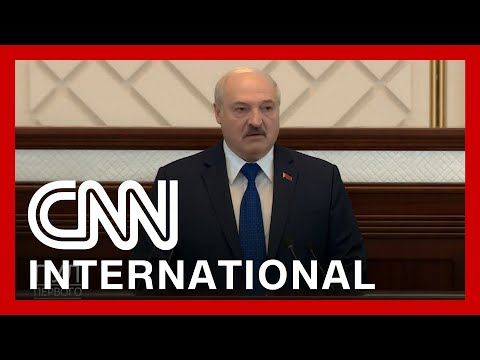 """Belarusian President claims """"ill-wishers"""" are attacking Belarus"""