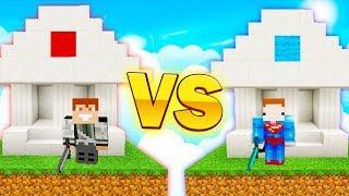 Minecraft Zamki - WOJAN vs MWK!