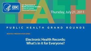 Electronic Health Records Whats It Everyone