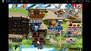 Ninja Saga MOD Android V9.55 Armv6,Armv7