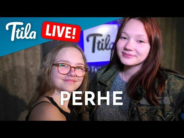 Ttila LIVE: Perhe (23.4.2019)