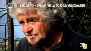 """Beppe Grillo: """"Alla Fiat avevano già inventato tutto!"""""""