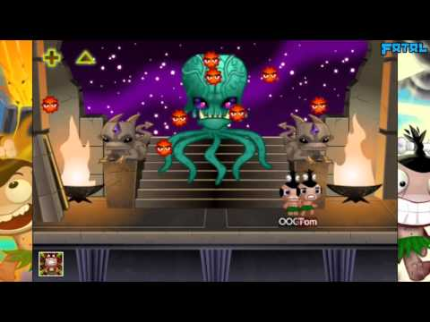 Pocket God 47: Apocalypse, Ow - Walkthrough (Gameplay Commentary)