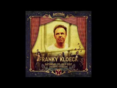 FRANKY KLOECK @ TOMORROWLAND 2017 (WEEKEND 1) @ 25 YEARS BONZAI STAGE