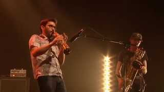 """Fire In The Bush"" / Marabout Orkestra / Live - 05/2015"