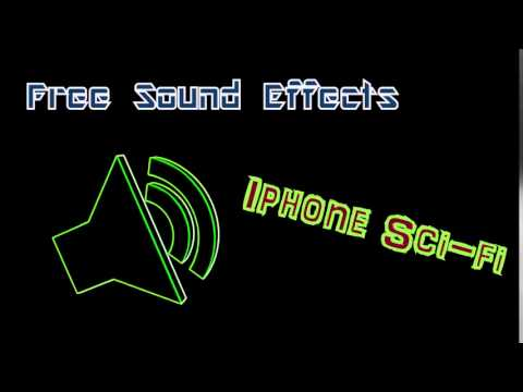 Iphone Sci-Fi - Free Sound Effects