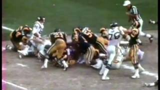 NFL - Great Coaches - Minnesota Vikings Bud Grant  imasportsphile.com