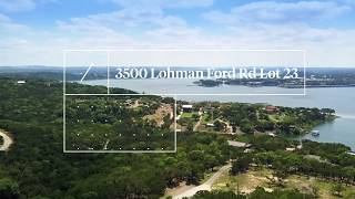 Lot for sale in Lago Vista: 3500 Lohman Ford Rd Lot 23, Lago Vista, TX 78645