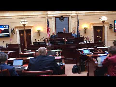 """Utah Legislature Passes Resolution for """"Orrin G. Hatch Day"""""""