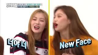 Idols dancing PSY New Face BTS Twice NCT APink Gfriend SuJu Wanna One