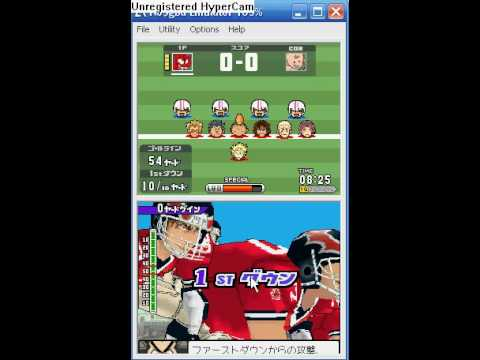 eyeshield 21 max devil power ds