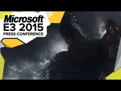 Dark Souls 3 World Premiere Trailer  - E3 2015 Microsoft Press Conference