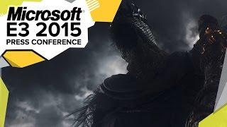 Dark Souls 3 World Premiere Trailer  - E3 2015 Microsoft Press Conference