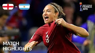 Download England v Argentina - FIFA Women's World Cup France 2019™ Mp3 and Videos