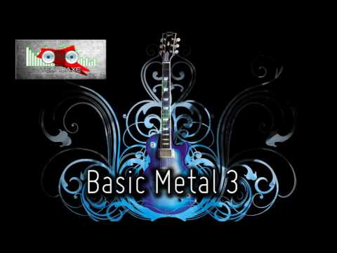 Basic Metal 3 - Heavy Metal - Royalty free Music